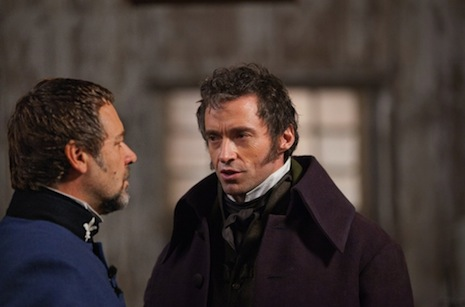 Javert and Jean-Valjean