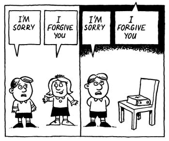 Forgiveness and Thanksgiving