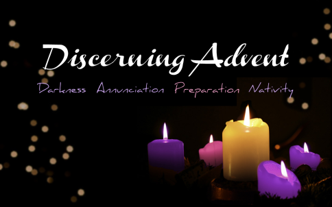 Discerning Advent Logo 2