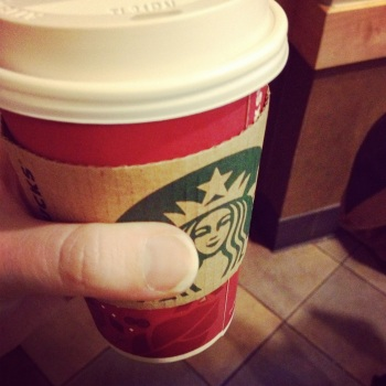 starbucks red cup