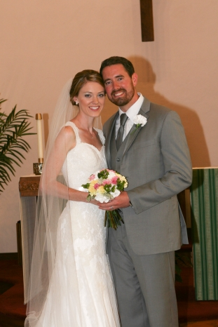 Rebecca & Tony Wedding