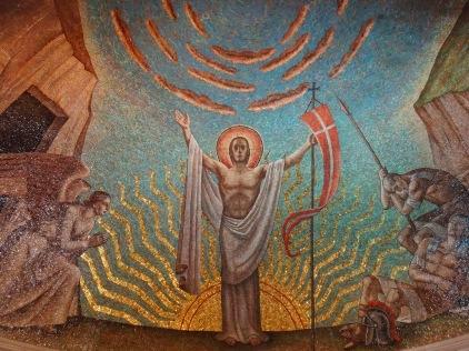 joy of the resurrection